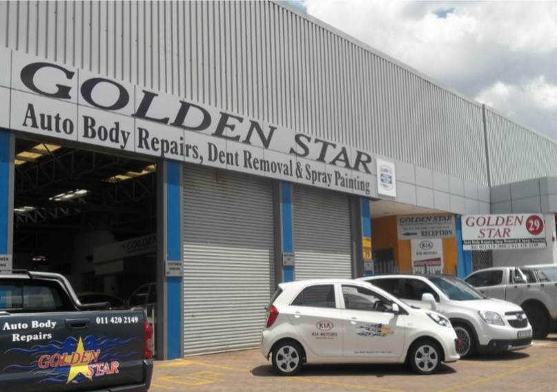Golden Star Autobody Repairs